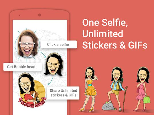 Image 7 of Bobble App - Stickers & Comics