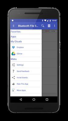 Image 1 of Bluetooth File Share