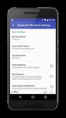 Image 5 of Bluetooth File Share