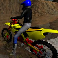 Canyon Motocross Simulator APK Simgesi
