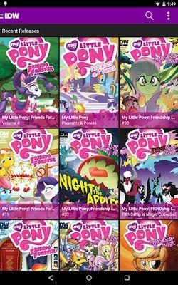 My Little Pony Comics Image