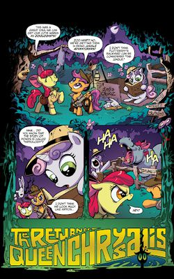 Image 11 of My Little Pony Comics