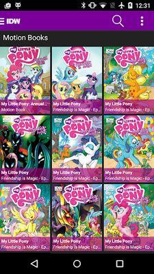 Image 8 of My Little Pony Comics
