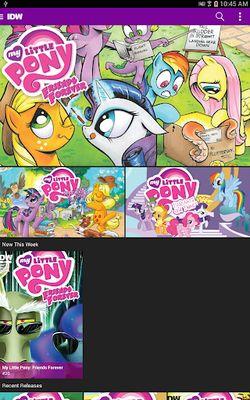 Image 5 of My Little Pony Comics