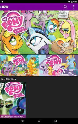 Image 1 of My Little Pony Comics