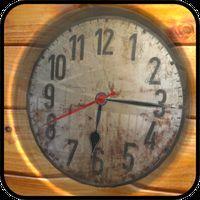 Ikon Clock and Calendar 3D