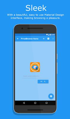Image from PrivatBrowse (4.1+)