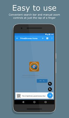 PrivatBrowse Image 2 (4.1+)