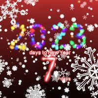 Christmas Countdown premium Simgesi