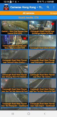 Image of Cameras Hong Kong - traffic