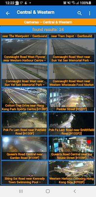 Image 1 of Cameras Hong Kong - traffic