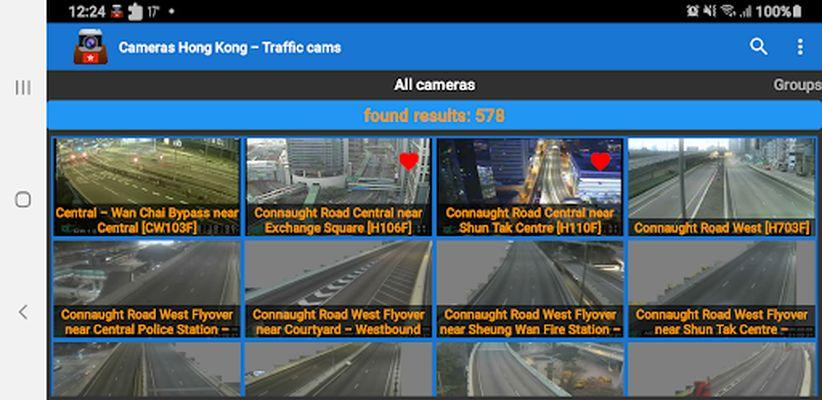 Image 5 of Cameras Hong Kong - traffic