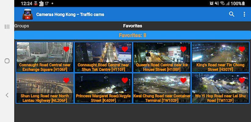 Image 6 of Cameras Hong Kong - traffic