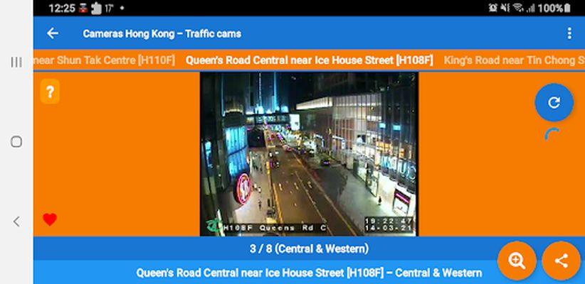 Image 7 of Cameras Hong Kong - traffic