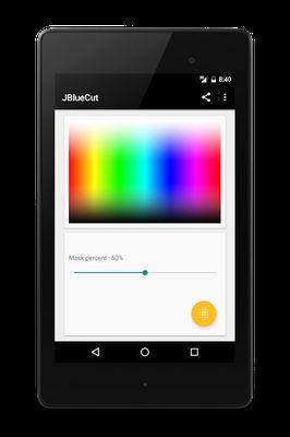 Image 3 of JBlueCut - Screen filter