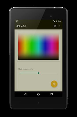 Image 2 of JBlueCut - Screen filter