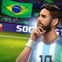 Ícone do Futebol Star 2018 World Cup