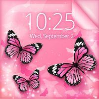 Vlinder Live Achtergronden icon