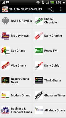 GHANA NEWSPAPERS Image 4