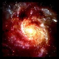 Space Galaxy Live Wallpaper Simgesi