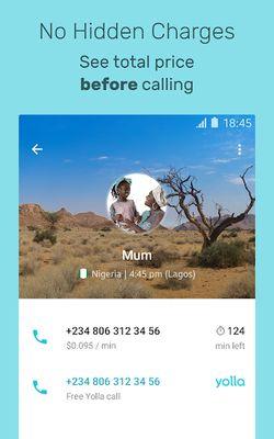 Image 6 of Yolla international calls