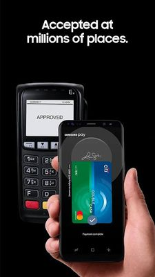 Image of Samsung Pay