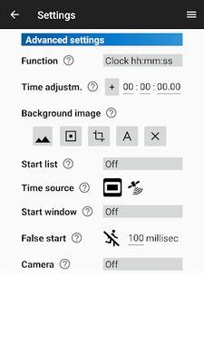 Image 2 of Go!  - Start Clock