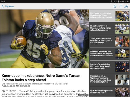 Image 9 from Notre Dame Insider