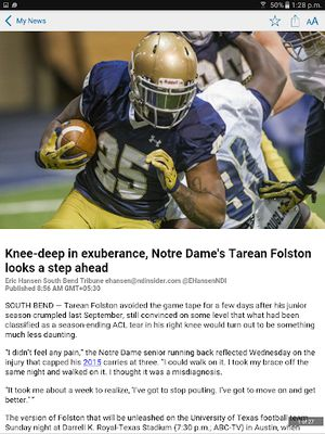 Image 10 from Notre Dame Insider