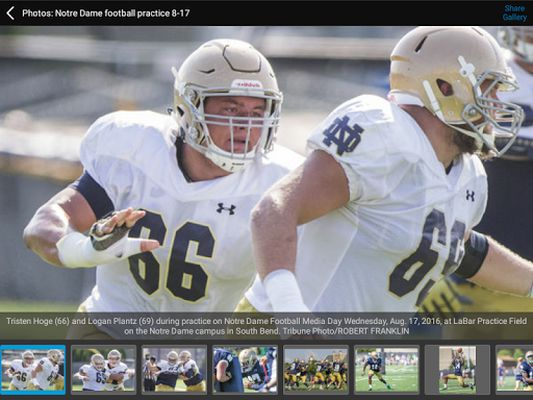 Image 11 from Notre Dame Insider