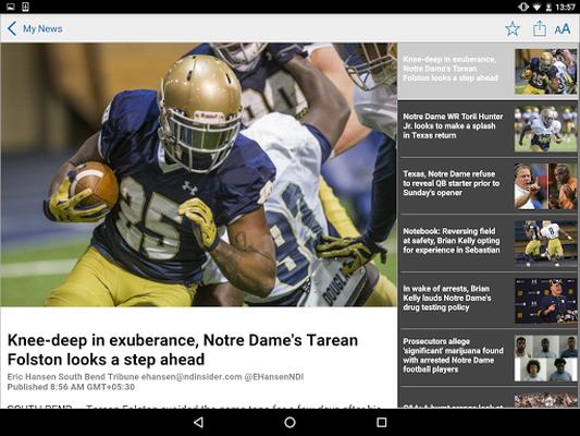 Image 16 of Notre Dame Insider