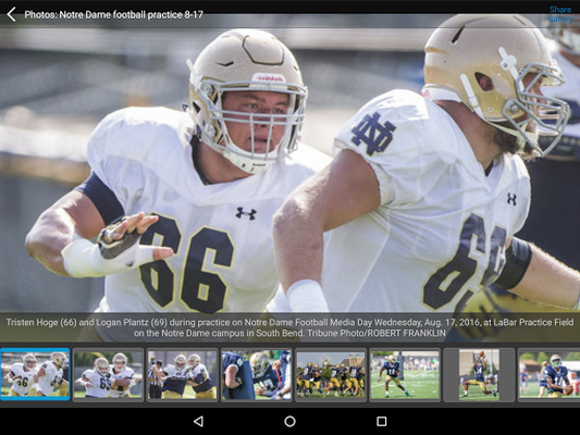 Image 18 from Notre Dame Insider