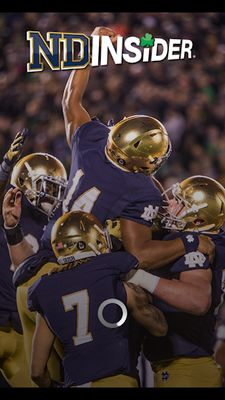 Image from Notre Dame Insider