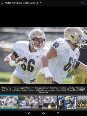 Image 19 from Notre Dame Insider
