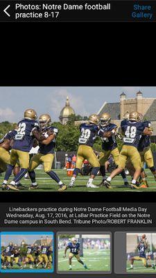 Image 4 of Notre Dame Insider