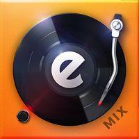 edjing dj mixer draaitafel icon