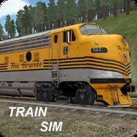 Train Sim(트레인 심) 아이콘