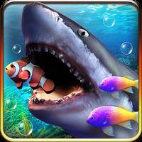 Ícone do Tubarão aquário live wallpaper