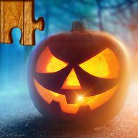 Kids Halloween Jigsaw Puzzles icon