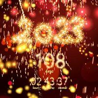 Иконка Новогодний обратный отсчет