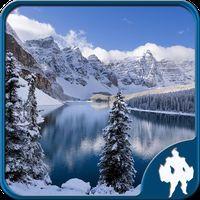 Snow Landscape Jigsaw Puzzles icon