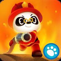 Ikon Dr. Panda Pemadam Kebakaran