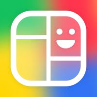 Photo Collage Editor & Collage Maker - Quick Grid icon