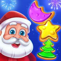 Christmas Cookie - Fun Match 3 icon
