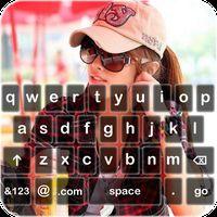 Ícone do apk Temas foto de teclado