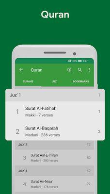 Muslim Image 5: Prayer Times, Quran, Qibla, Dhikr