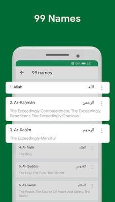 Muslim Image 1: Prayer Times, Quran, Qibla, Dhikr