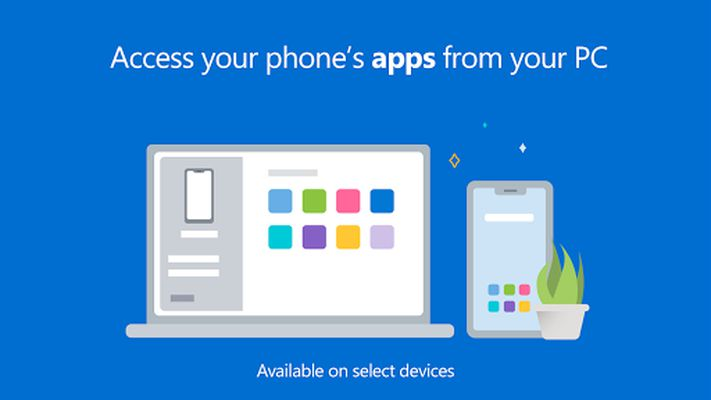 Image of Your Phone Companion - Windows Connection