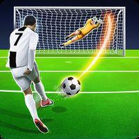 Icono de Disparo y Gol ⚽️ Futbol