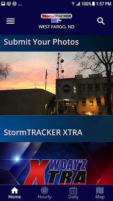 Image from WDAY / WDAZ StormTracker